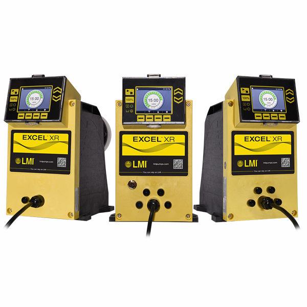 GPM LMI Chemical Metering Pump - EXCEL® XR Metering Pumps